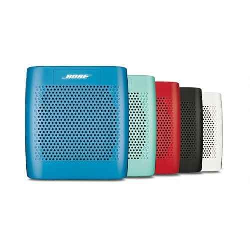 bose soundlinkcolor azul altavoz bluetooth portable todos los colores