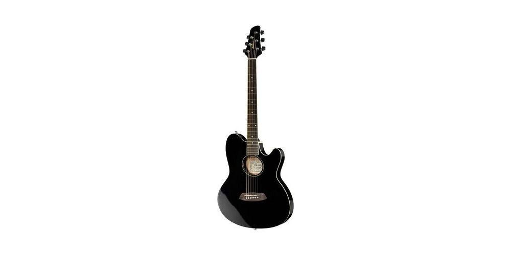IBANEZ tcy10e bk guitarra