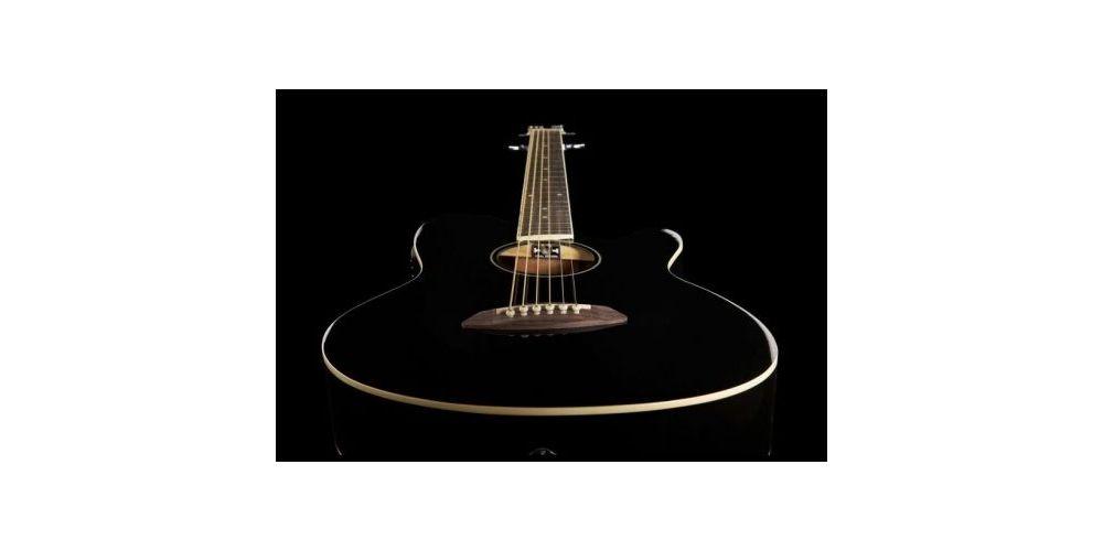 Ibanez TCY10E BK Guitarra Acústica Electrificada