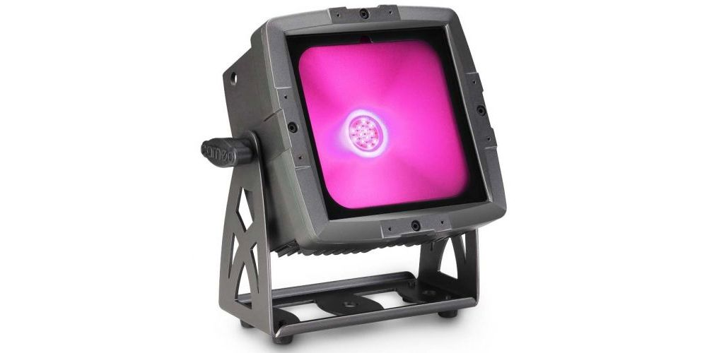 CAMEO FLAT PRO FLOOD IP65 TRI Proyector con LED COB tricolor