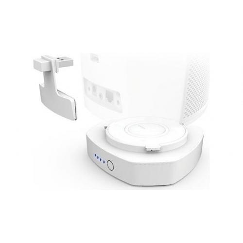 DENON HEOS 1 White  Altavoz Wifi  + GOPACK Bateria Bluetooth