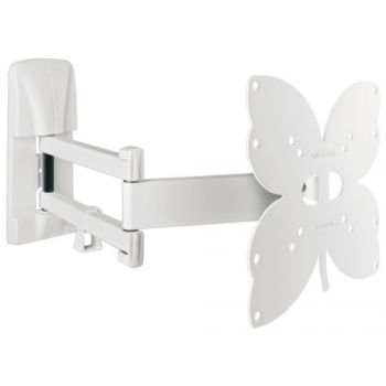 SLIM STYLE 200SDR WH Soporte Pared TV