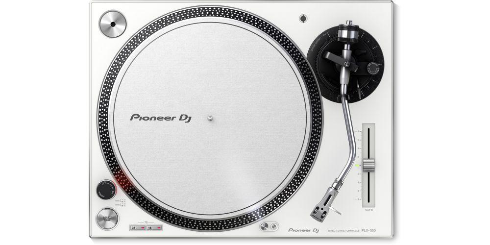 comprar pioneer plx 500 blanco
