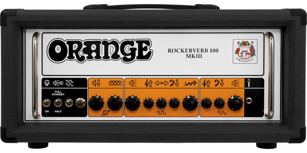 rockerverb 100H mkiii bk front