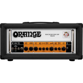 Orange ROCKERVERB 100H MK3 BK