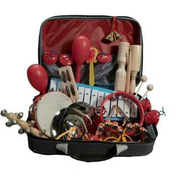 Oqan QPP-17 Pack de Percusión de Mano
