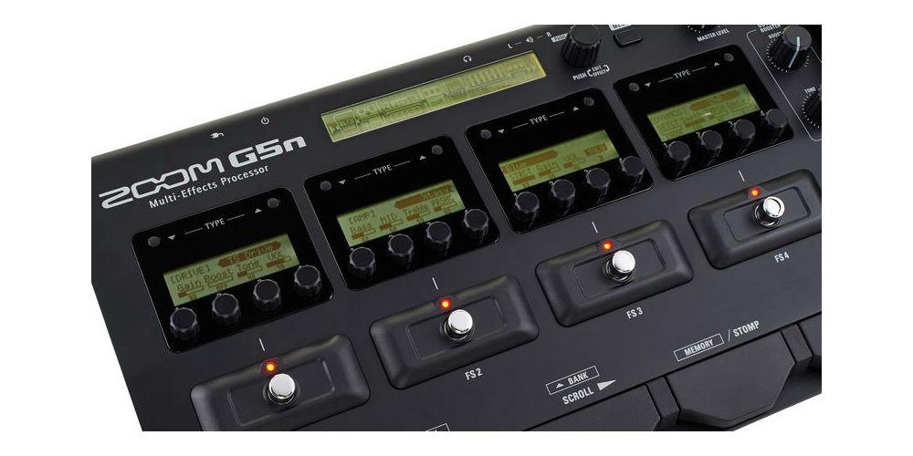 pedal zoom g5n