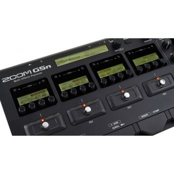 Zoom G5N Pedal de Guitarra