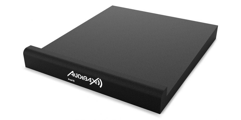 audibax pad8 pad monitor de aislamiento absorcion