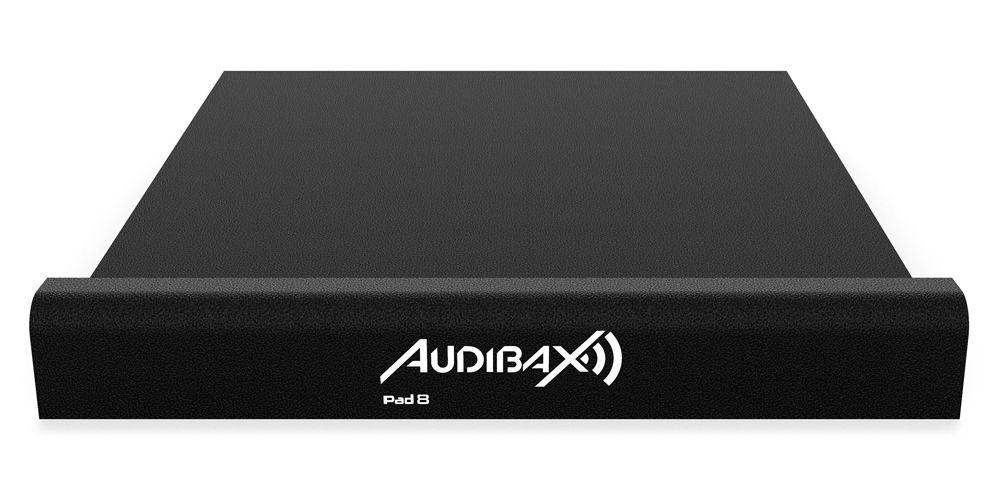 audibax pad8 pad monitor de aislamiento estudio