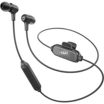 JBL E25BT Bk Auricular Bluetooth Negro
