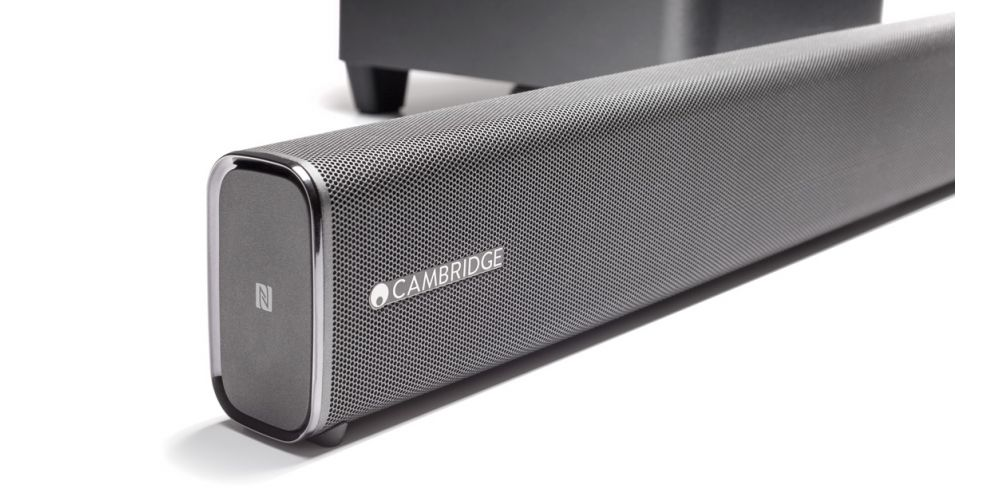 cambridge tvb2 barra sonido subwoofer inalambrico