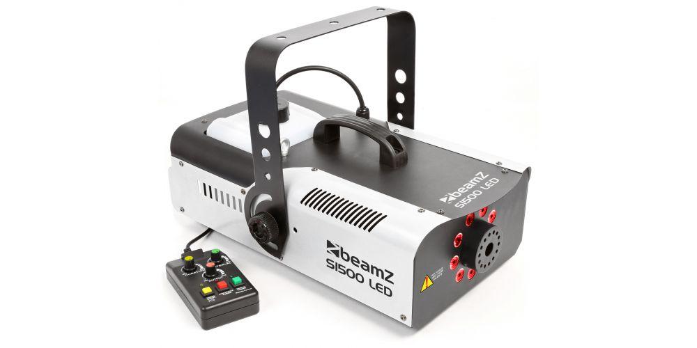 Beamz S1500 LED Maquina Humo 160455