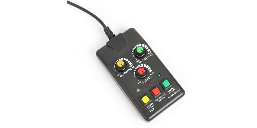 ofeta Beamz S1500 LED Maquina Humo 160455