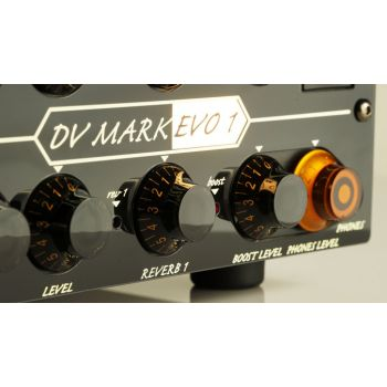 Dv Mark EVO 1 - 250W @ 4 Ohm / 150W @ 8 Ohm