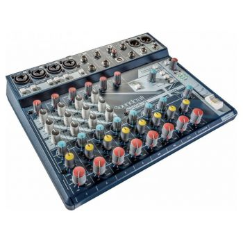 SOUNDCRAFT NOTEPAD-12FX Mezclador