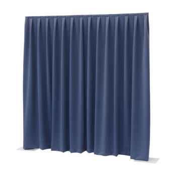 Showtec P D curtain Dimout Cortina Azul 89452