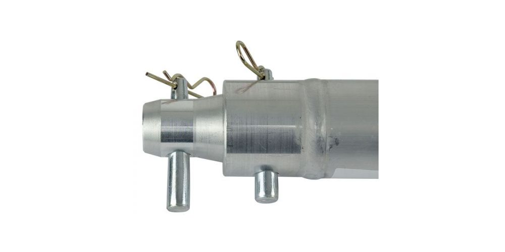 showtec single tube 50mm 25 cm fp50025
