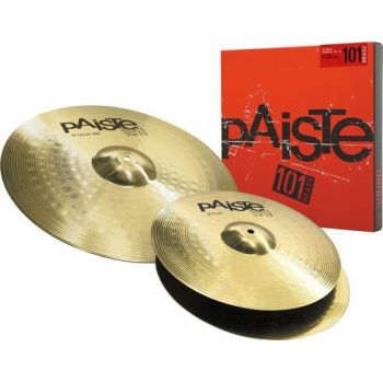 Paiste 101 BRASS ESSENTIAL SET 14/18