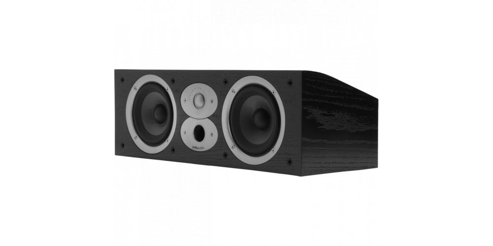 polk audio csia4 bk altavoz central