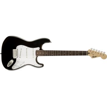 Fender Squier Bullet Stratocaster RW Black