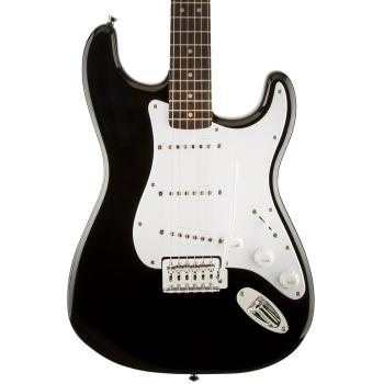 Fender Squier Bullet Stratocaster Black con Tremolo