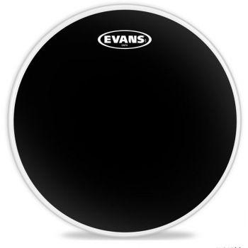 Evans 10 Onyx Black Parche de Caja B10ONX2