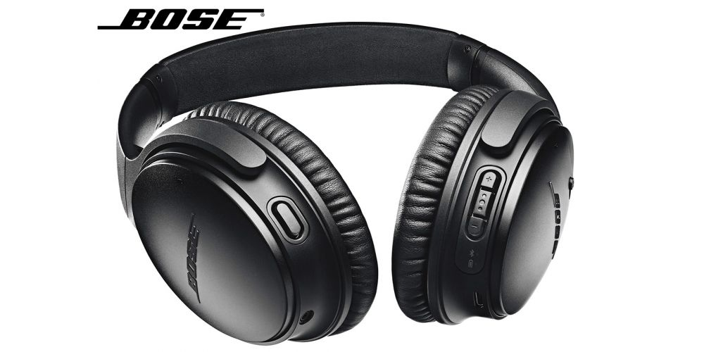 bose quiet comfort qc 35 ii black