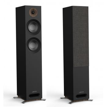 Jamo S807 Black Altavoces Black Pareja S-807
