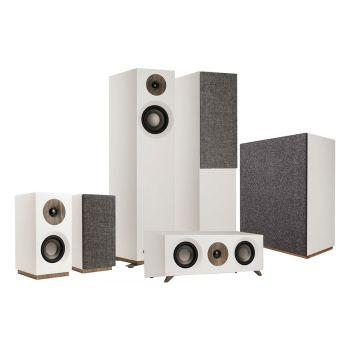 Jamo S805 HCS White +S808 SUB White Conjunto altavoces Home Cinema