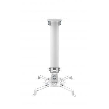 Fonestar SPR-549B Soporte orientable y extensible de techo para proyectores