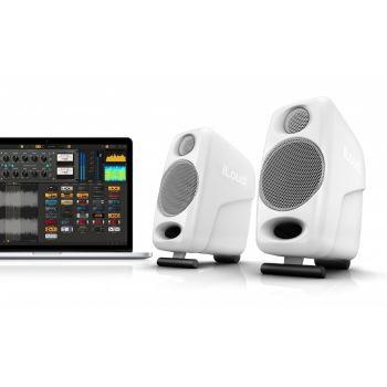 IK Multimedia iLoud Micro Mon. Blanco Edition Monitores Multimedia Bluetooth