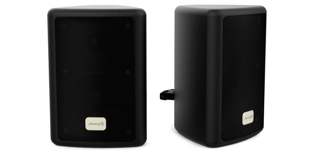 audibax pr 41 altavoces instalacion