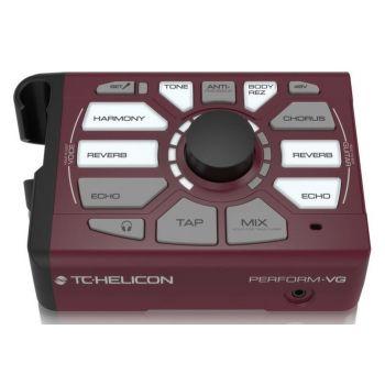 TC helicon Perform VG Procesador Vocal y Acústico