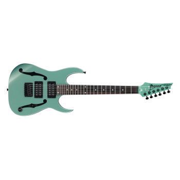 Ibanez PGMM21-MGN Mikro Metallic Light Green Guitarra Eléctrica