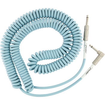 Fender Original Coil Cable 9m Daphne Blue