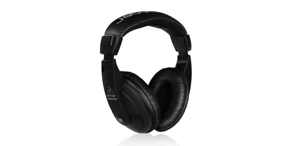 behringer hpm1000 bk auricular