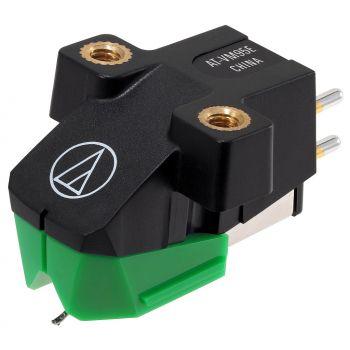 Audio Technica AT-VM95E Capsula Magnética con Aguja Elíptica