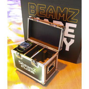 BEAMZ FUZE-75S SET 2 Unidades Cabeza Movil Spot 75W LED Con FlightCase 150383