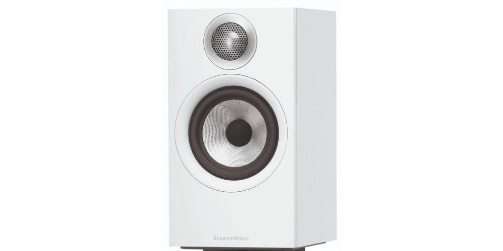 bw 607 white altavoces hifi