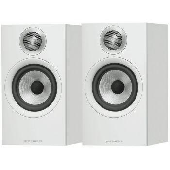 ROTEL A-11 Black + BW 607 White conjunto audio