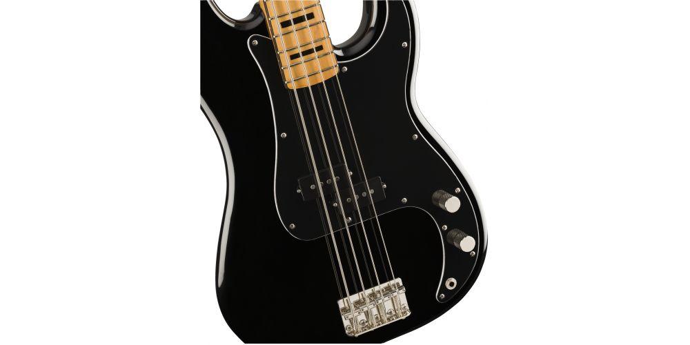 Fender SQ CV 70s P Bass MN BK pastilla