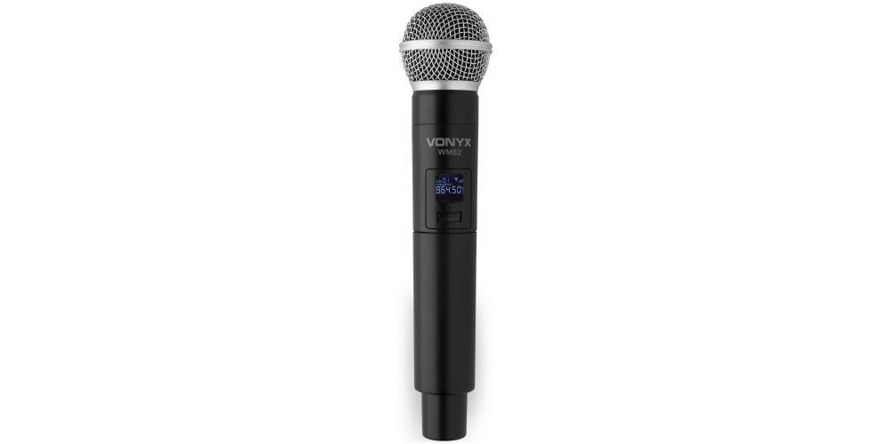 oferta VONYX WM 82C Microfono Inalambrico