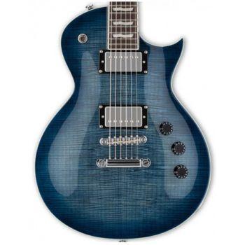 ESP LTD EC-256FM Guitarra Eléctrica Cobalt Blue