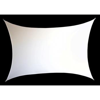 Ibiza Light LYCRA-REC-3.2M Tela Blanca Triangular