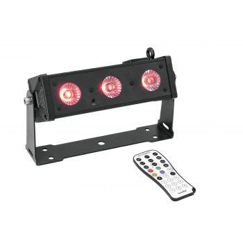 Eurolite LED BAR-3 HCL RGBAW+UV Barra Led 6 en 1