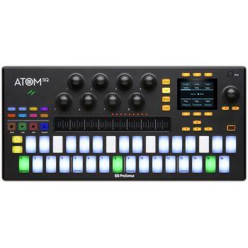 Presonus Atom-SQ Controlador de Producción Híbrido con Pads / Teclado MIDI