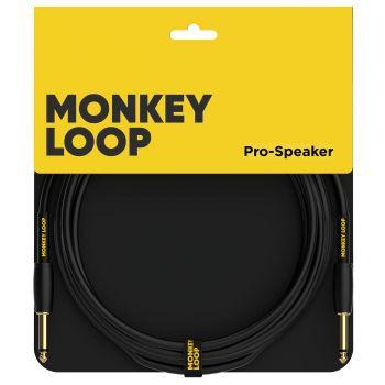 Monkey Loop Pro Speaker Jack Mono - Jack Mono Cable Altavoz 3 Metros