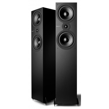 Cambridge Audio SX-80 MATT Black Serie V2 Altavoces HiFi Estantería Pareja
