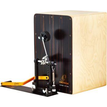 Ortega OSTBCJ-BU Stomp Box Cajon Set